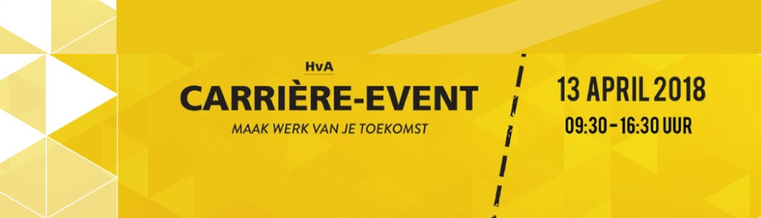 HvA Carrière Event